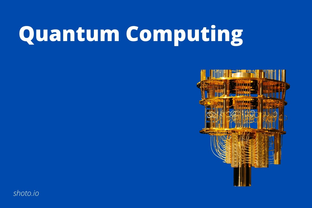 Quantum Computing - please activate images in your mail client